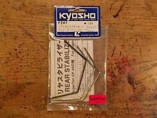 FZW-7 FZW7 Rear Stabilizer Bars (Incomplete) - Kyosho Super Ten
