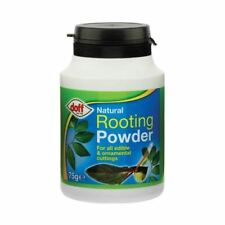 Doff Natural Rooting Powder 75g For Edible Plants & Cuttings - Dipping Pot Pack
