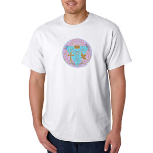 Trinity Father Son Holy Spirit Christian HoneVille Youth T-shirt