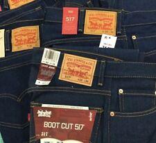 Levi's ~ Men's ~ 517-2017 flex denim jeans, Boot cut, Cotton Blend
