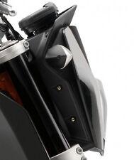 KTM MASCHERINA PORTAFARO ARANCIO  DUKE R 12-16 COD. 76008001000EB