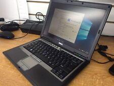 "Dell Latitude D630 Windows 10 14.1"" Laptop 4GB  WiFi New Battery"