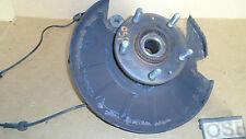 LAND ROVER FREELANDER 2002 1.8 16V OFFSIDE DRIVER FRONT HUB & BEARING ABS
