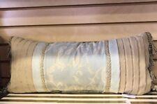"Croscill Lorraine 22"" x 11"" Boudoir Decorative Pillow $90.00"