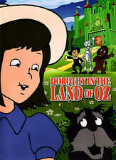 Dorothy in the Land of Oz (DVD, 2015) NEW