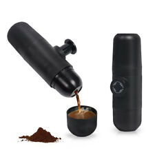 Portable Mini Coffee Manual Maker Handheld Pressure Espresso Machine Home Travel