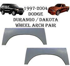 1997 1998 1999 2000 2001 2002 2003 2004 Dodge Dakota Upper Wheel Arch   New Pair