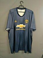 Manchester United Jersey 2018 2019 Third 3rd XXXXL Shirt Adidas DP6022 ig93