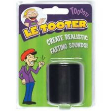 Le Tooter - Hand Sized Fart Generator! - Fool Your Friends By Letting It Rip!