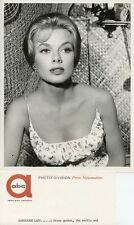 LESLIE PARRISH BUSTY PRETTY PORTRAIT FOLLOW THE SUN ORIGINAL 1961 ABC TV PHOTO