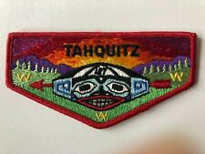 Tahquitz Lodge 127 S6b OA flap patch Order of the Arrow Boy Scouts mint
