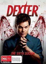 Dexter - Season 6 (DVD, 4 Disc Set) R4 Series