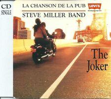 Steve Miller band - The joker CDsingle 4 tit Pub Levi's FRANCE