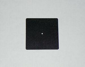 Originale Lochdia für der Lampe justieren, 5 x 5 cm. für Diaprojektor