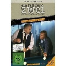 """EIN FALL FÜR ZWEI """"COLLECTORS BOX 4 FOLGE 43-60"""" 6 DVD"""
