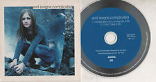 AVRIL LAVIGNE CD single COMPLICATED Remix  2 tracce 2002 cardsleeve