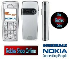 Nokia 6230i Silver (Ohne Simlock) 3BAND 1,3MP Bluetooth Radio Original Finnland
