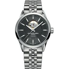 Raymond Weil Mens Freelancer 42mm Stainless Steel Automatic Watch 2710-St-20021