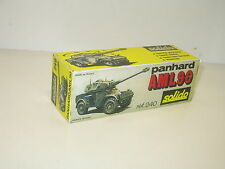 n16, BOITE AML 90 panhard  militaire 240 SOLIDO bt repro