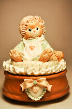 Calico Kittens: Just Thinking About You - Music Box - 620742 - Figure