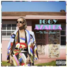 The New Classic (Exp - Iggy Azalea (2014, CD NEUF)