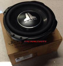 "JL AUDIO 10TW3-D8 Dual 8 Ohm 10"" SHALLOW SLIM MOUNT SUBWOOFER NEW TW3 W3V3 250MM"
