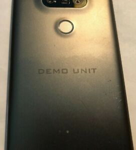 LG G5 - 32GB - Silver (T-Mobile) Smartphone 32GB Fast Ship DEMO UNIT