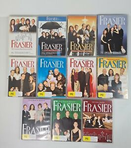 Frasier The Complete DVD Collection Season 1 - 11 Series 1 2 3 4 5 6 7 8 9 10 11
