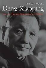 Deng Xiaoping and the Transformation of China by Ezra F. Vogel (Paperback, 2013)