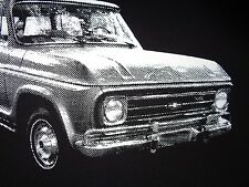 T-shirt Brazilian Chevrolet Veraneio C-1416 Vintage Chevy Suburban