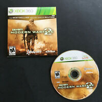 Call of Duty: Modern Warfare 2 Rare Not For Resale (Microsoft Xbox 360, 2009)