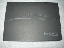 New Porsche Brochure Porsche Turbo (997 ) Masterwerk Sales Brochure