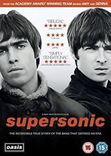 Supersonic Dvd Noel Gallagher Brand New & Factory Selaed