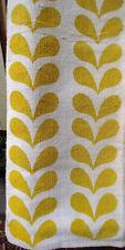 3' x 5' 100% Cotton Rug Window Wall Hanging Art Textile Natural Beige Citrine