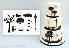Patchwork Cutters Countryside Silhouettes Set Sugarcraft  FAST DESPATCH