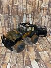 """NEW BRIGHT RC JEEP WRANGLER MUD SLINGER 14"""" L / 7""""H. With Remote"""