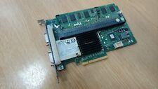 Dell J155F 0J155F PCIe PERC 6/E SAS External RAID Controller Card