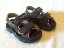 NEW Timberland Size 5 SAND STOMPER Baby Infant Kids Babies Cute Sandals NEW!
