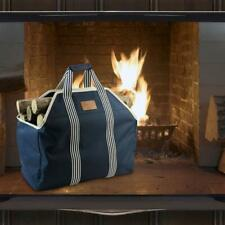 Inno Stage 600D Extra Big Log Carrier Tote, Durable Firewood Holder