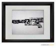 """Mies Van Der Rohe LTD Lithograph -Museum Project for Resor House +FRAMING 18x24"""""""