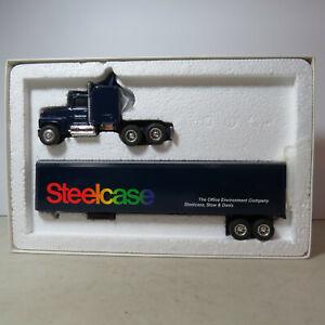"""Ertl """"Steelcase Inc.""""Ford LTL-9000 Bank  1/64 SC-9602-UO-B-9"""
