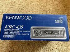 New Vintage Kenwood  Cassette Tape Deck Player Flip Top Faceplate Cover