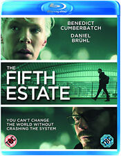 THE FIFTH ESTATE - BLU-RAY - REGION B UK