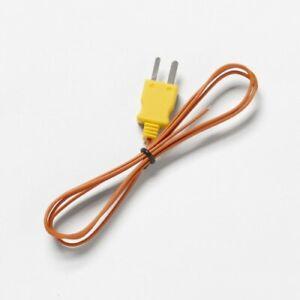 Thermocouple Wire Probe, Replace Fluke 80PK-1 Bead Probe Thermocouple Type K