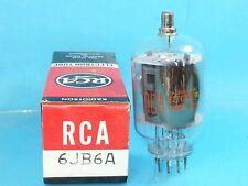 RCA 6JB6A VACUUM TUBE SINGLE NOS NIB 1974