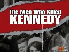 The Men Who Killed Kennedy History Channel Banned 1-9