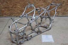 89 90 YAMAHA Banshee j-arm frame chassis 1987 1988 1989 1990 paperwork SILVER