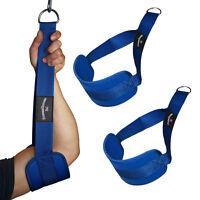 Bauchmuskelschlaufen Armschlaufen effekt. Bauchtraining, Gut-Blaster-Slings BLAU