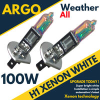H1 100 W SUPER BLANC BRILLANT XBD DRL Brouillard / Conduite DRL Ampoule