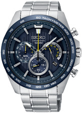 SEIKO SSB301P1 Chronograph All Stainless Steel 100M Gents 2 Year Guar RRP £219.
